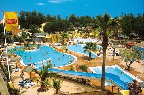 La station baln aire de marseillan plage homair le blog for Camping a marseillan plage avec piscine