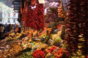 marché de barcelone
