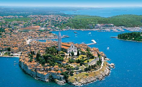 Istrie, Croatie