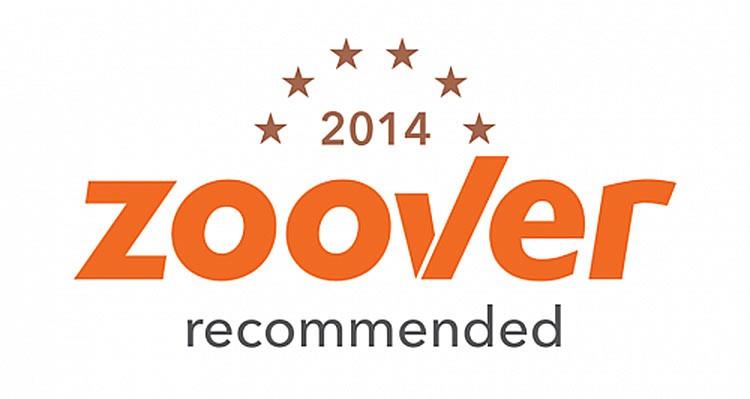 Homair recommandé par Zoover