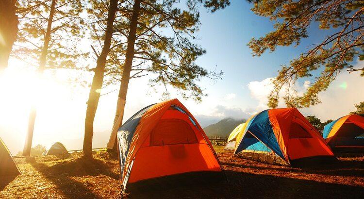 Camping septembre