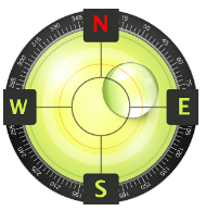 Logo Boussole Niveau