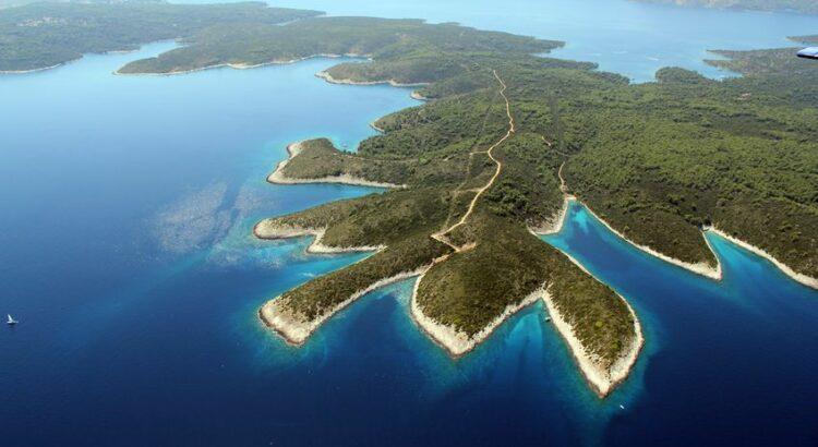 Ile Hvar Croatie
