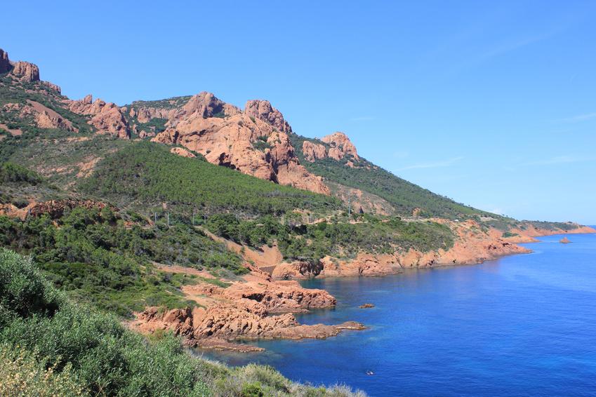 Pointe du Cap Roux