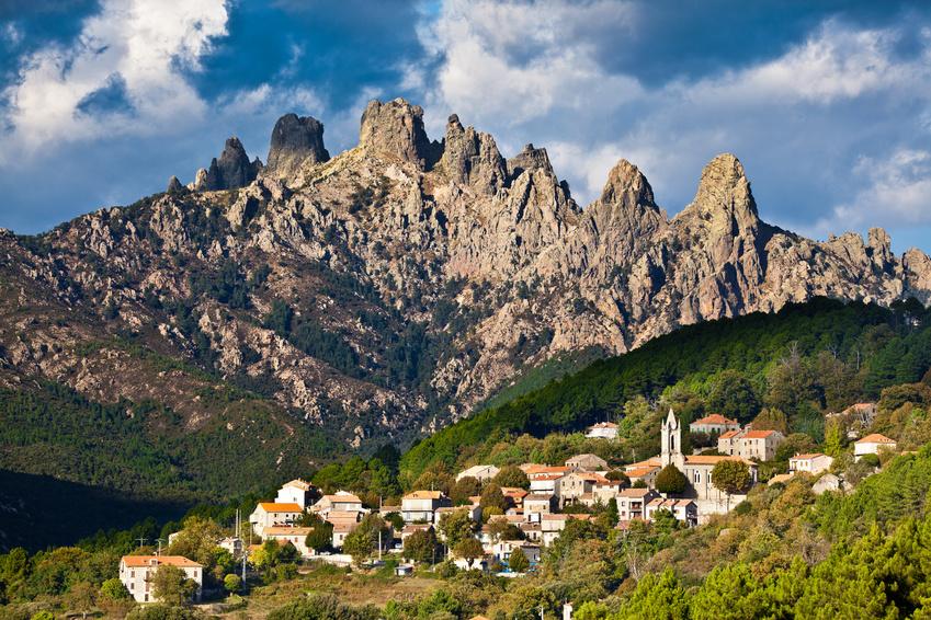 GR 20 Aiguilles de Bavella à Zonza en Corse