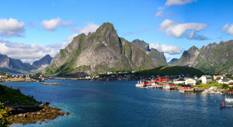 Randonnée îles Lofoten en Norvège