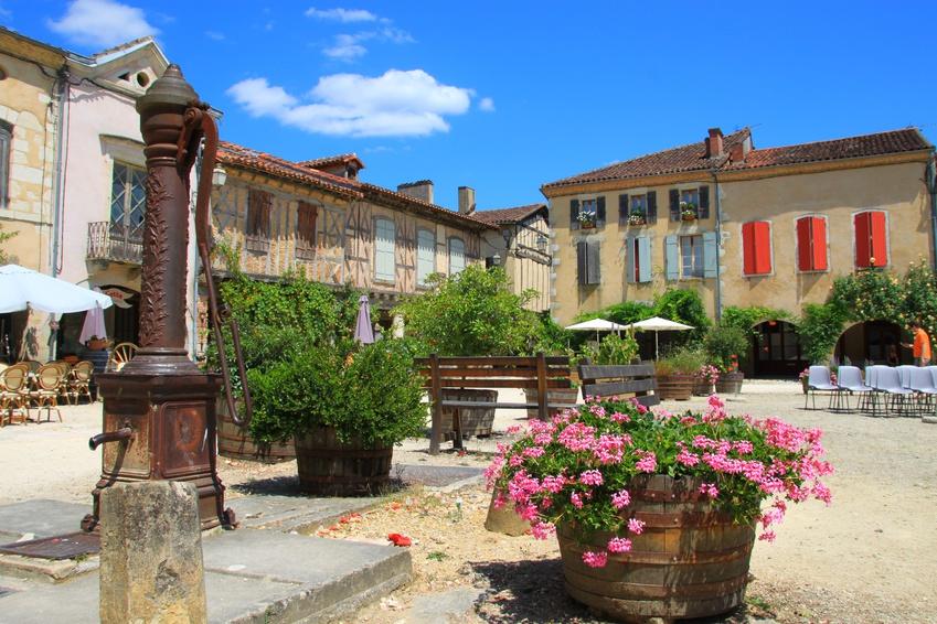 Bastide d'Armagnac - Landes
