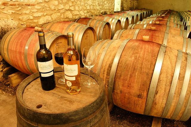 Chai vignoble de Bergerac - © Pays de Bergerac