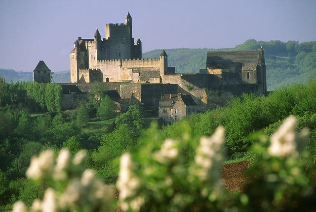 Château de Beynac - © OT intercommunal du Périgord noir
