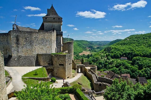 Château de Castelnaud - ® M.Boutry-5