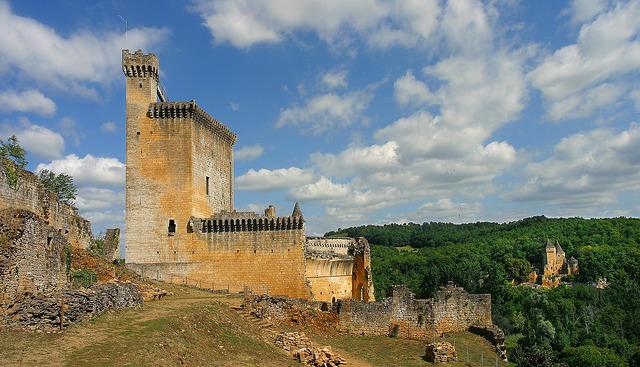 Château de Commarque - © Laugery