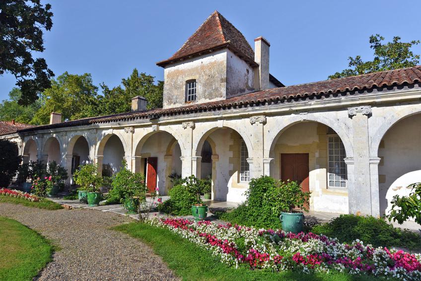 Château de Gaujacq - Landes