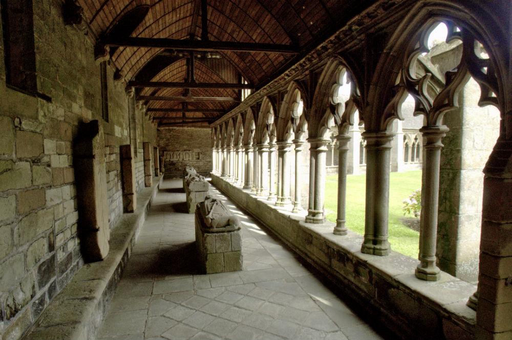 Cloître de la Cathédrale Saint-Tugdual