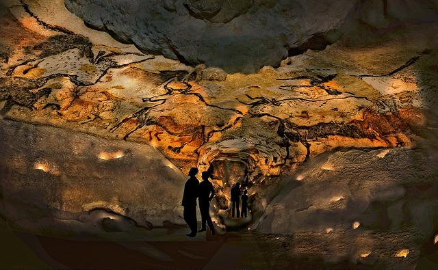 Grotte de Lascaux - ©SNOHETTA - Duncan Lewis