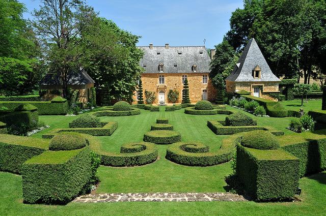 Jardins d'Eyrignac à Salignac Eyvigues - © Olivier Anger