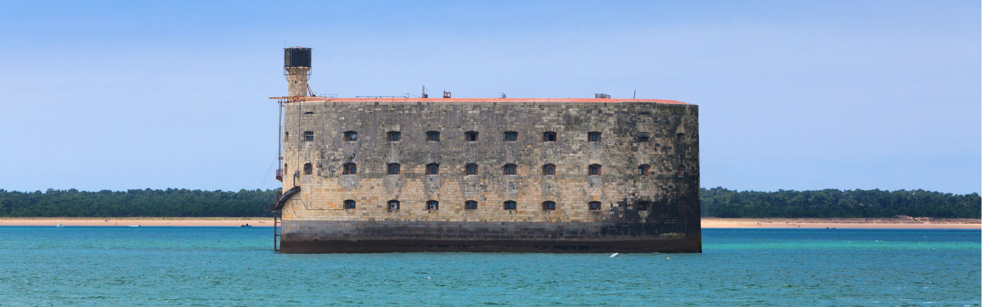 Fort Boyard Ile d'Oléron