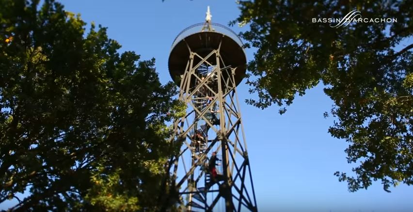 Observatoire Sainte Cécile - Arcachon