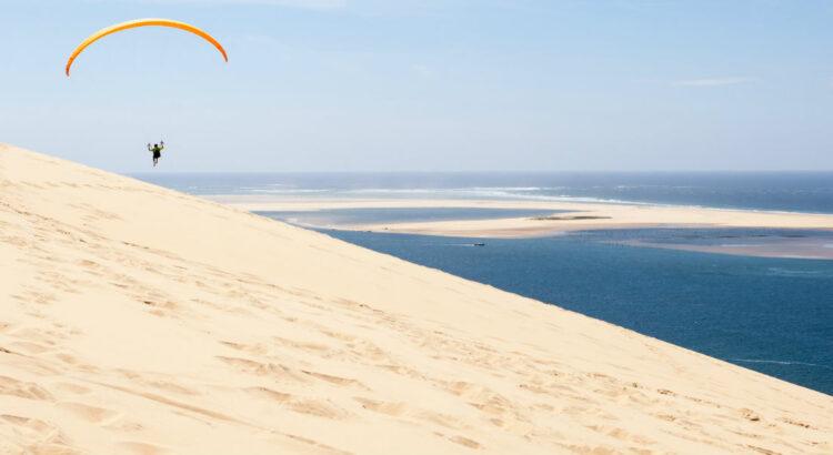 Parapente Dune du Pilat