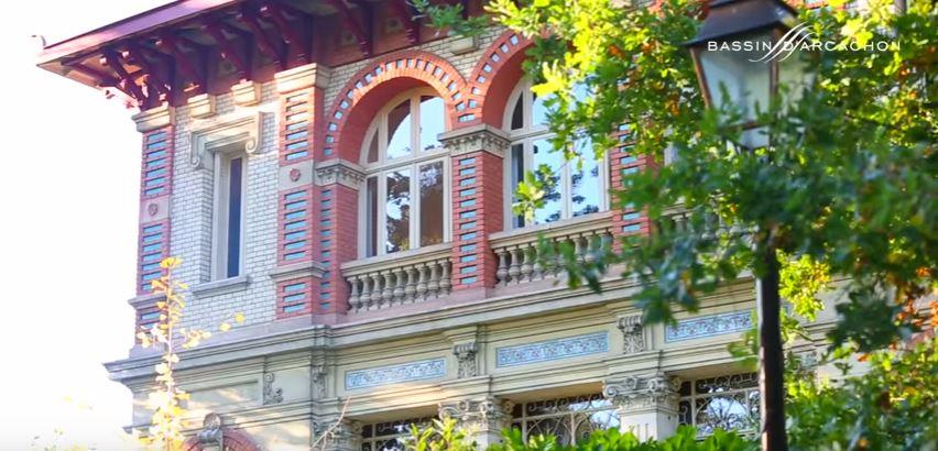 Villa - Ville d'Hiver Arcachon