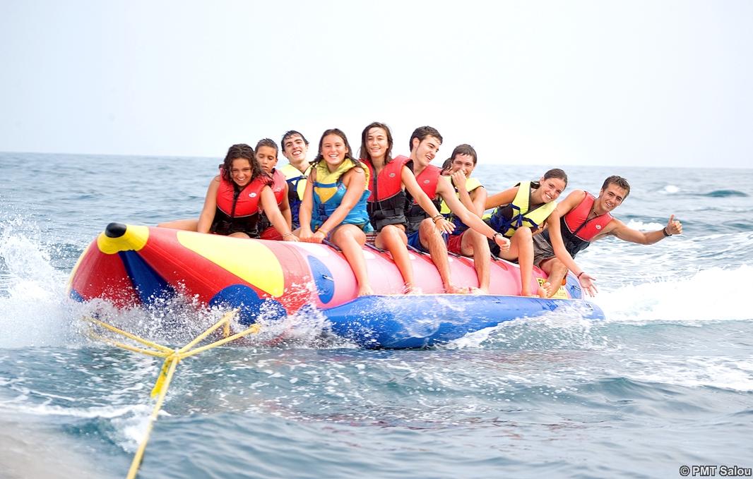 Activités nautiques Salou - © Office de tourisme de Salou