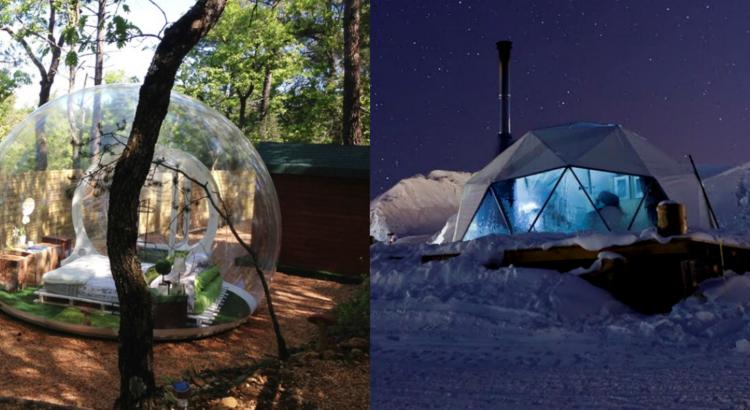 Campings atypiques en France