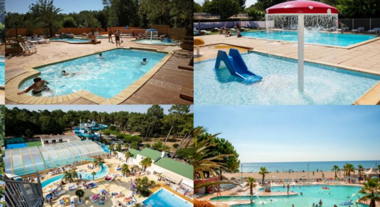 Campings avec piscine et parc aquatique