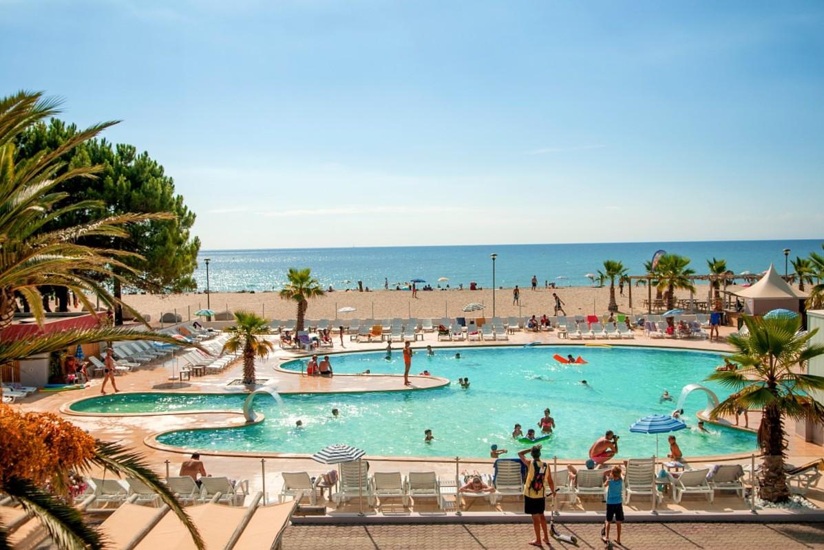 Piscine camping Marina d'Erba Rossa