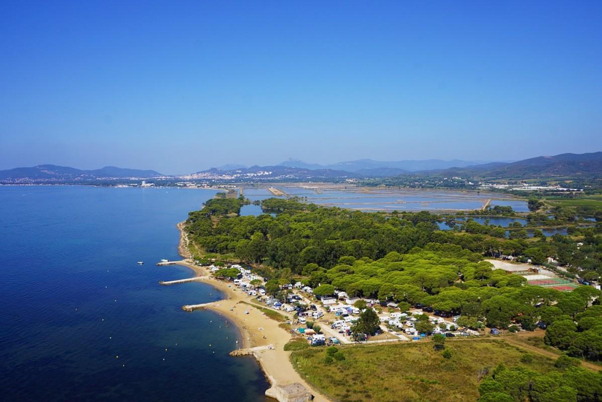 Camping mer Le Pansard