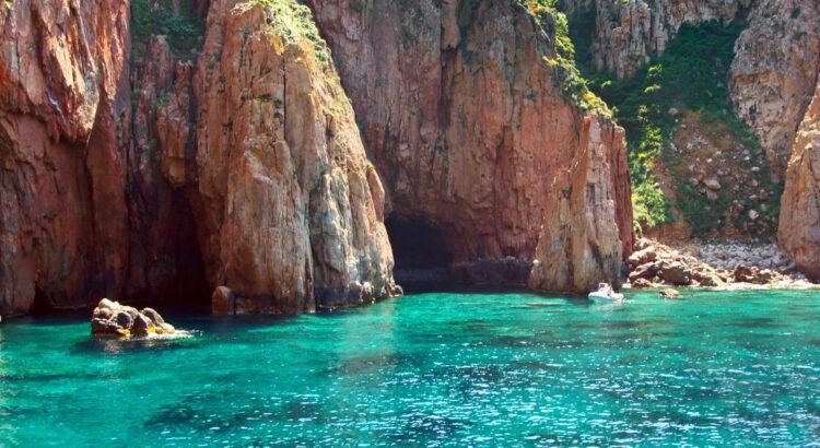 Parc naturel Scandola Corse