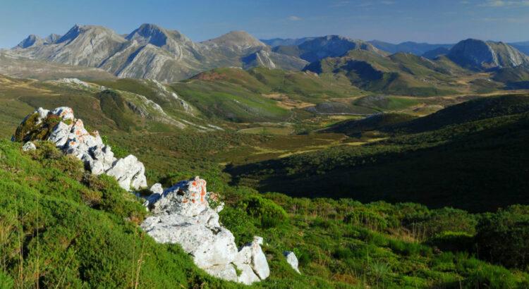 Parc naturel Somiedo Espagne