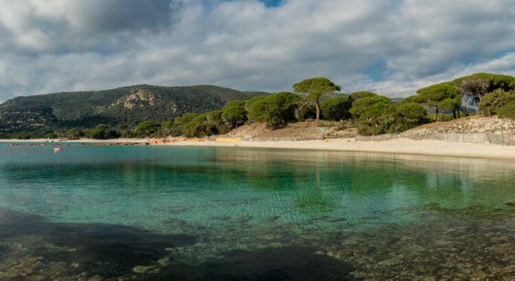 Plage de Palombaggia Corse