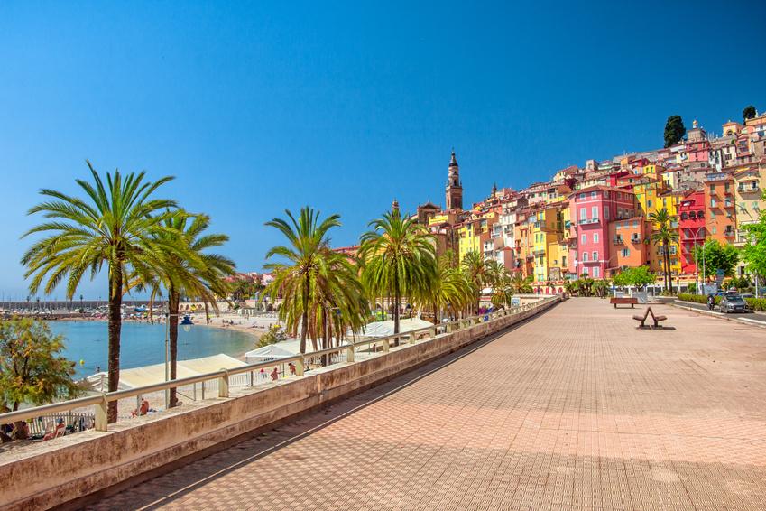 Menton Côte d'Azur