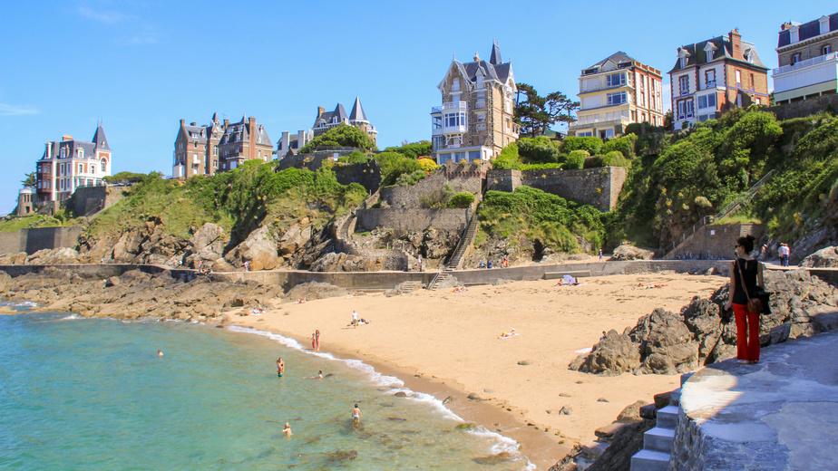 Dinard Côte d'Emeraude Dinard Bretagne