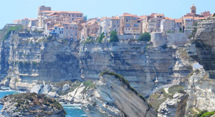 falaises Bonifacio