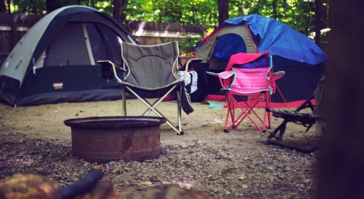 Les accessoires à emmener en camping